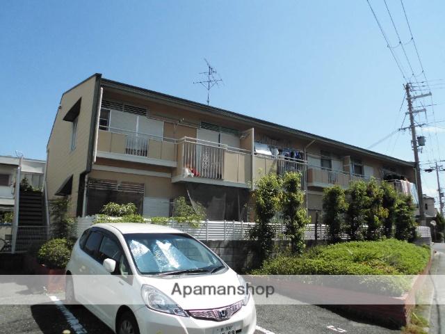 大阪府堺市西区、上野芝駅徒歩10分の築30年 2階建の賃貸アパート