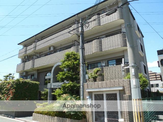 大阪府堺市北区、浅香駅徒歩15分の築22年 4階建の賃貸マンション