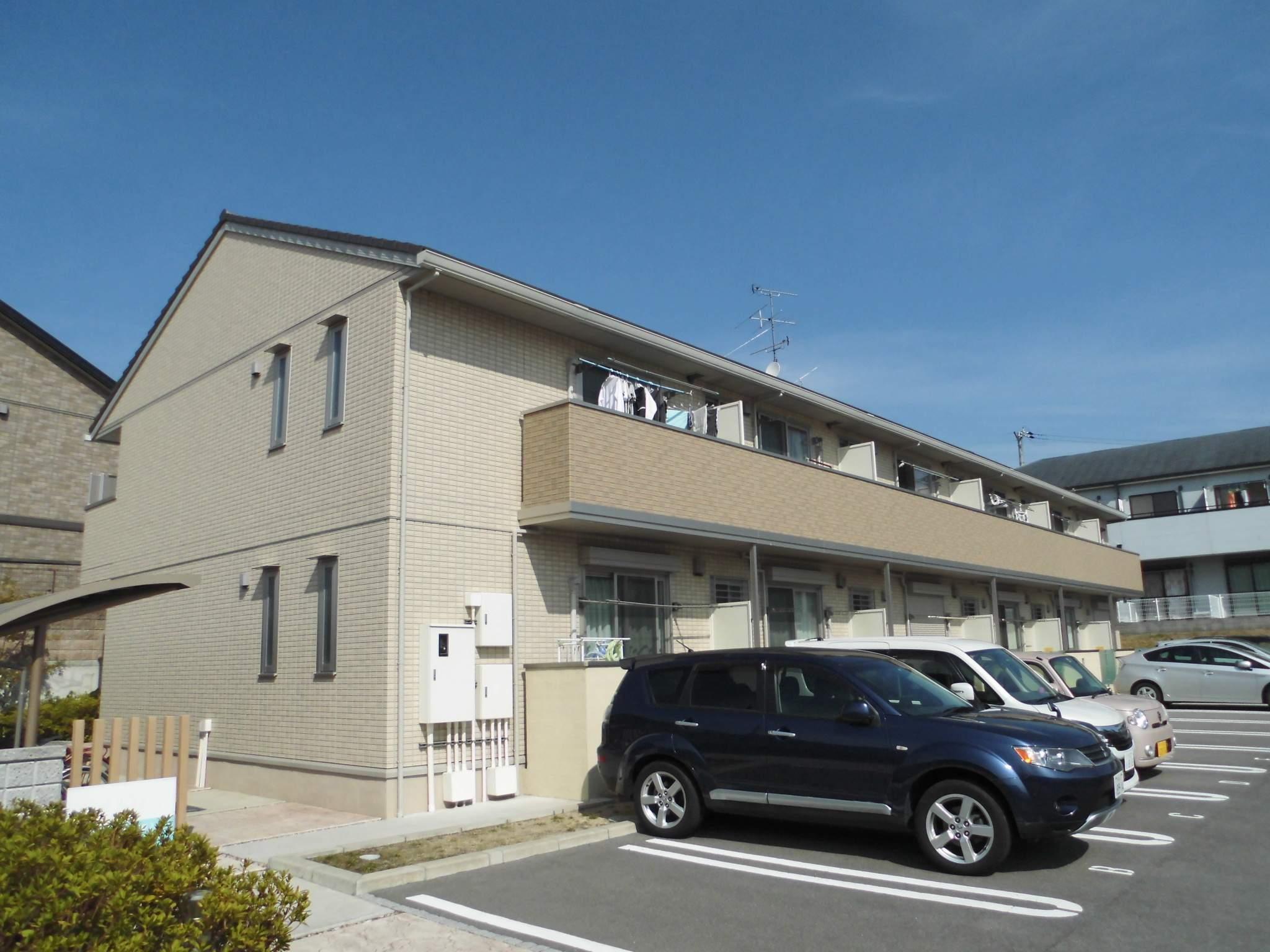 大阪府堺市西区、百舌鳥駅徒歩32分の築5年 2階建の賃貸アパート