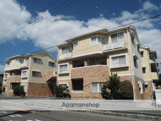 大阪府堺市北区、中百舌鳥駅徒歩12分の築15年 3階建の賃貸マンション