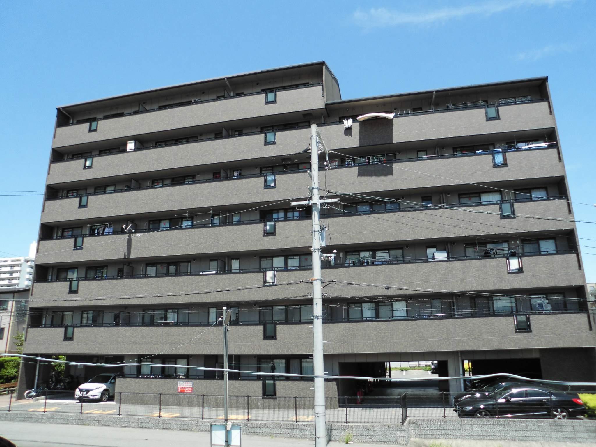 大阪府堺市西区、上野芝駅徒歩18分の築15年 7階建の賃貸マンション