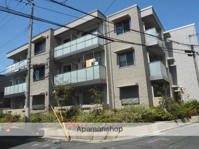 大阪府堺市堺区、百舌鳥駅徒歩21分の築1年 3階建の賃貸マンション