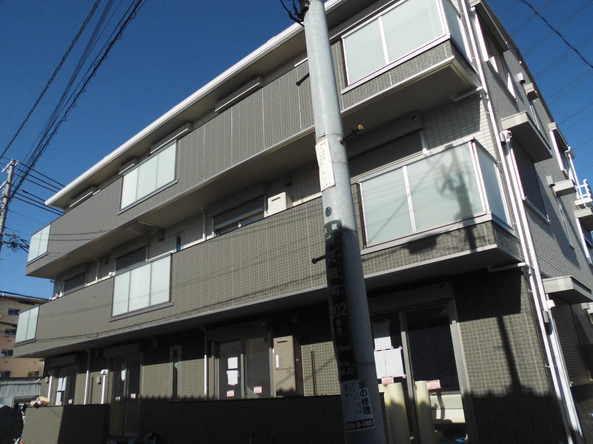 D−ROOM南花田町