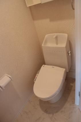 I.N(アイエヌ)香ヶ丘[1K/28.11m2]のトイレ