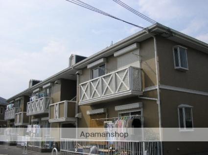 大阪府堺市東区、初芝駅徒歩27分の築23年 2階建の賃貸アパート