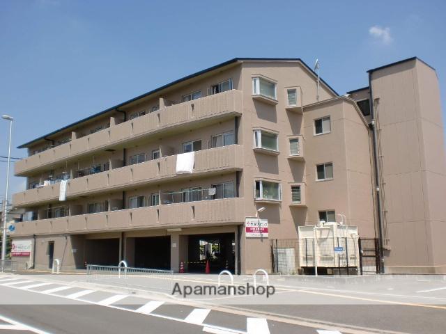 大阪府堺市東区、萩原天神駅徒歩34分の築27年 4階建の賃貸マンション