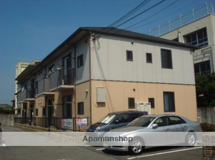 大阪府堺市西区、石津川駅徒歩18分の築13年 2階建の賃貸アパート
