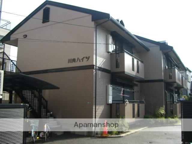 大阪府堺市西区、石津川駅徒歩12分の築19年 2階建の賃貸アパート
