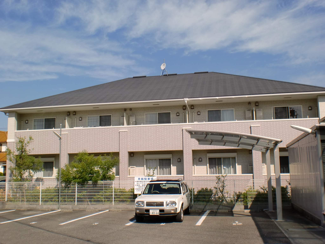 大阪府堺市中区、初芝駅徒歩50分の築9年 2階建の賃貸アパート
