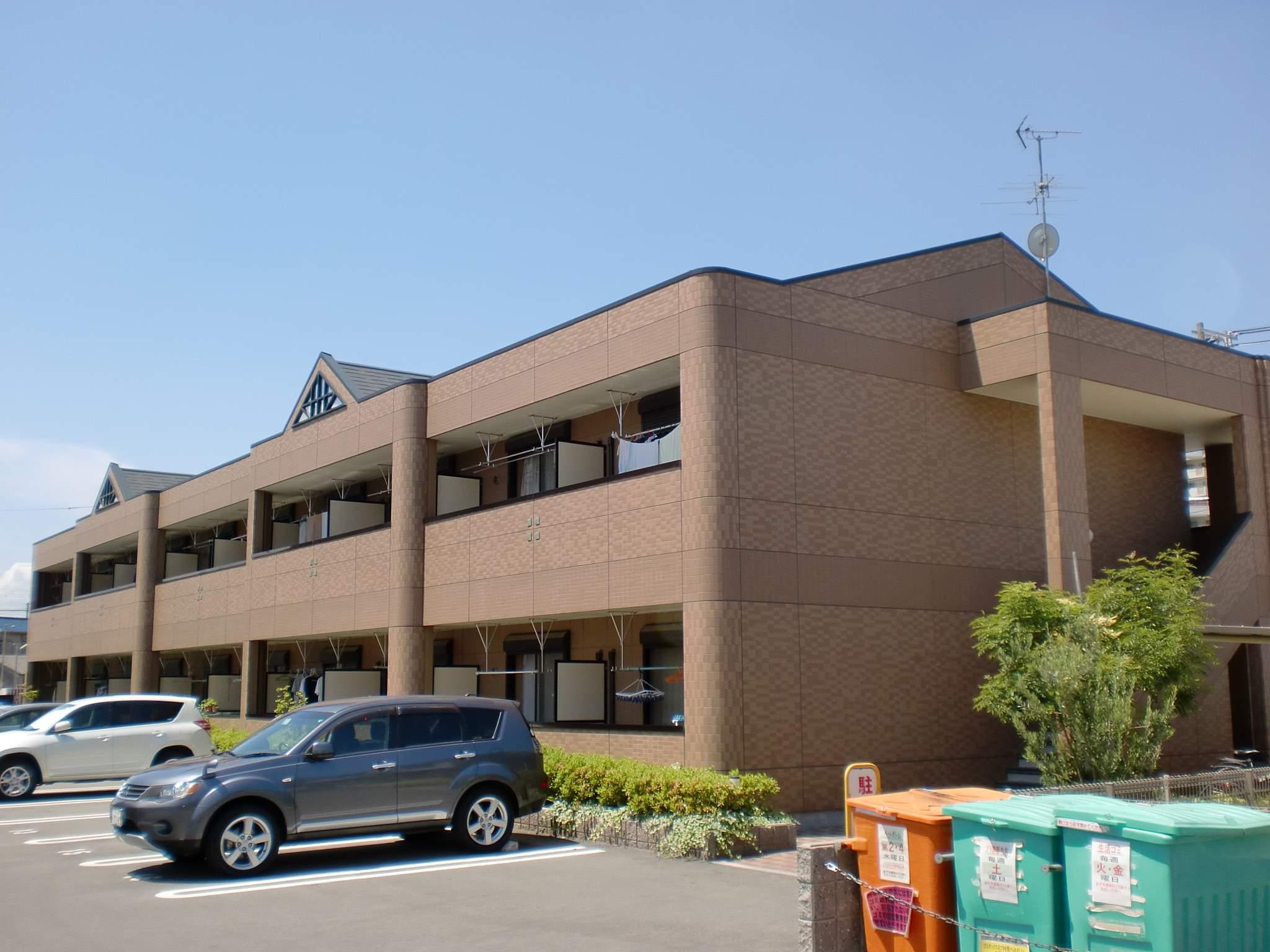 大阪府堺市東区、初芝駅徒歩12分の築9年 2階建の賃貸マンション