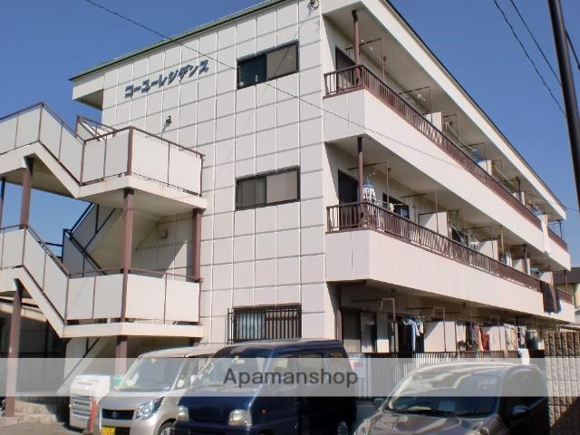 大阪府堺市中区、初芝駅徒歩43分の築29年 3階建の賃貸マンション