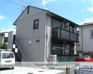 大阪府堺市中区、白鷺駅徒歩27分の築20年 2階建の賃貸アパート