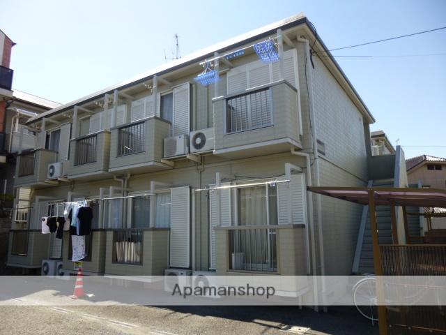大阪府堺市中区、深井駅徒歩34分の築23年 2階建の賃貸アパート