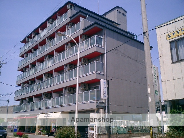 大阪府堺市中区、初芝駅徒歩30分の築18年 6階建の賃貸マンション