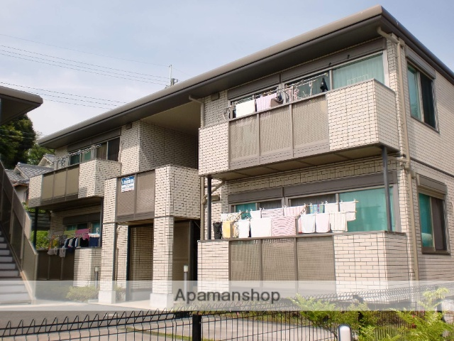 大阪府堺市南区、深井駅徒歩62分の築8年 2階建の賃貸アパート
