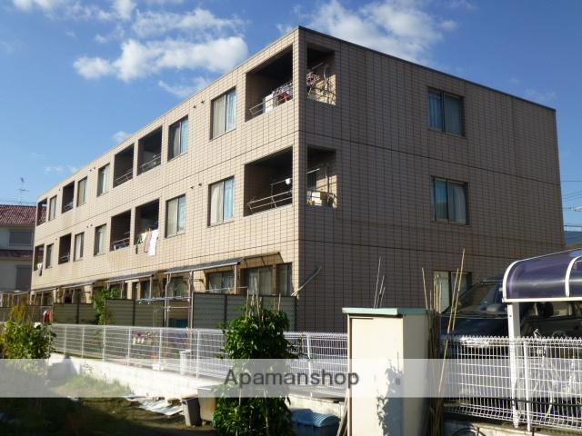 大阪府河内長野市、滝谷駅徒歩12分の築22年 3階建の賃貸マンション