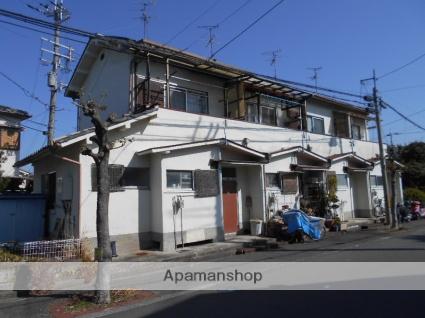 大阪府大阪狭山市、北野田駅徒歩18分の築42年 2階建の賃貸アパート