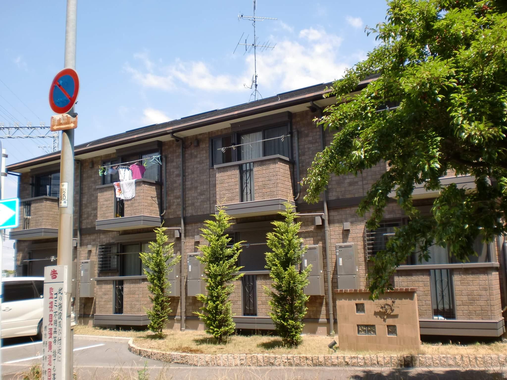 大阪府堺市東区、初芝駅徒歩20分の築8年 2階建の賃貸アパート