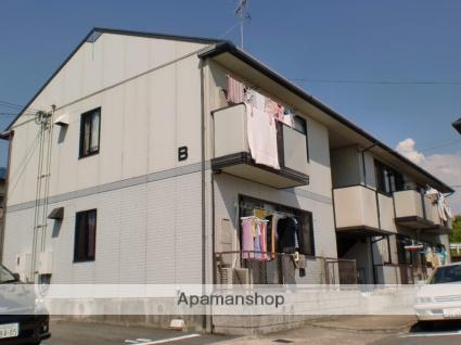 大阪府富田林市、大阪狭山市駅徒歩30分の築20年 2階建の賃貸アパート