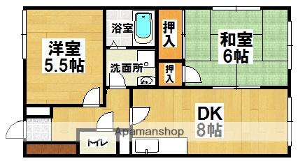 大阪府堺市中区、白鷺駅徒歩32分の築21年 2階建の賃貸アパート