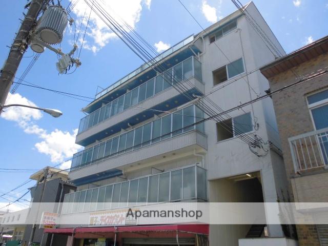 大阪府河内長野市、汐ノ宮駅徒歩16分の築29年 5階建の賃貸マンション