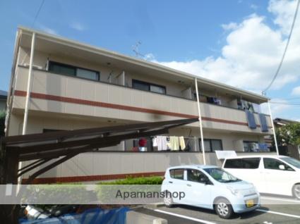 大阪府富田林市、川西駅徒歩21分の築21年 2階建の賃貸マンション