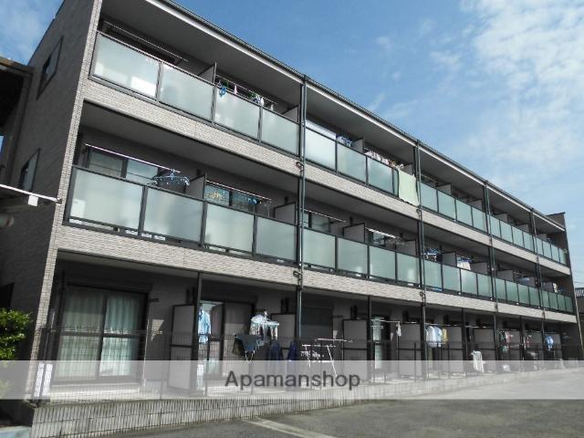 大阪府堺市南区、狭山駅徒歩54分の築15年 3階建の賃貸マンション