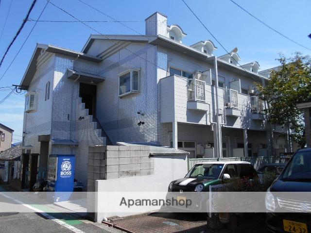 大阪府河内長野市、滝谷駅徒歩12分の築27年 2階建の賃貸アパート