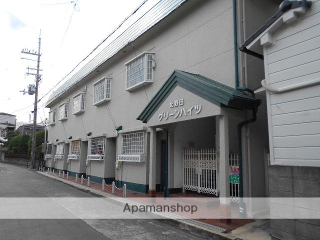 大阪府堺市東区、北野田駅徒歩5分の築33年 2階建の賃貸アパート