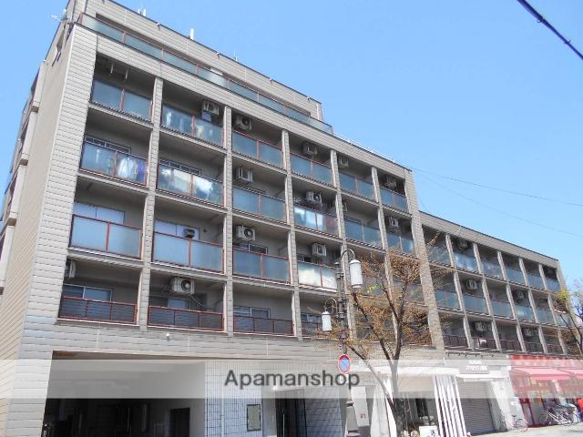 大阪府大阪狭山市、狭山駅徒歩27分の築30年 6階建の賃貸マンション