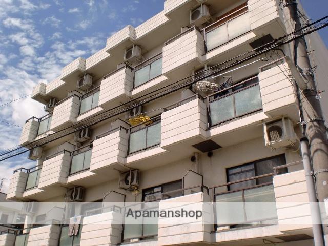 大阪府堺市東区、萩原天神駅徒歩28分の築28年 5階建の賃貸マンション