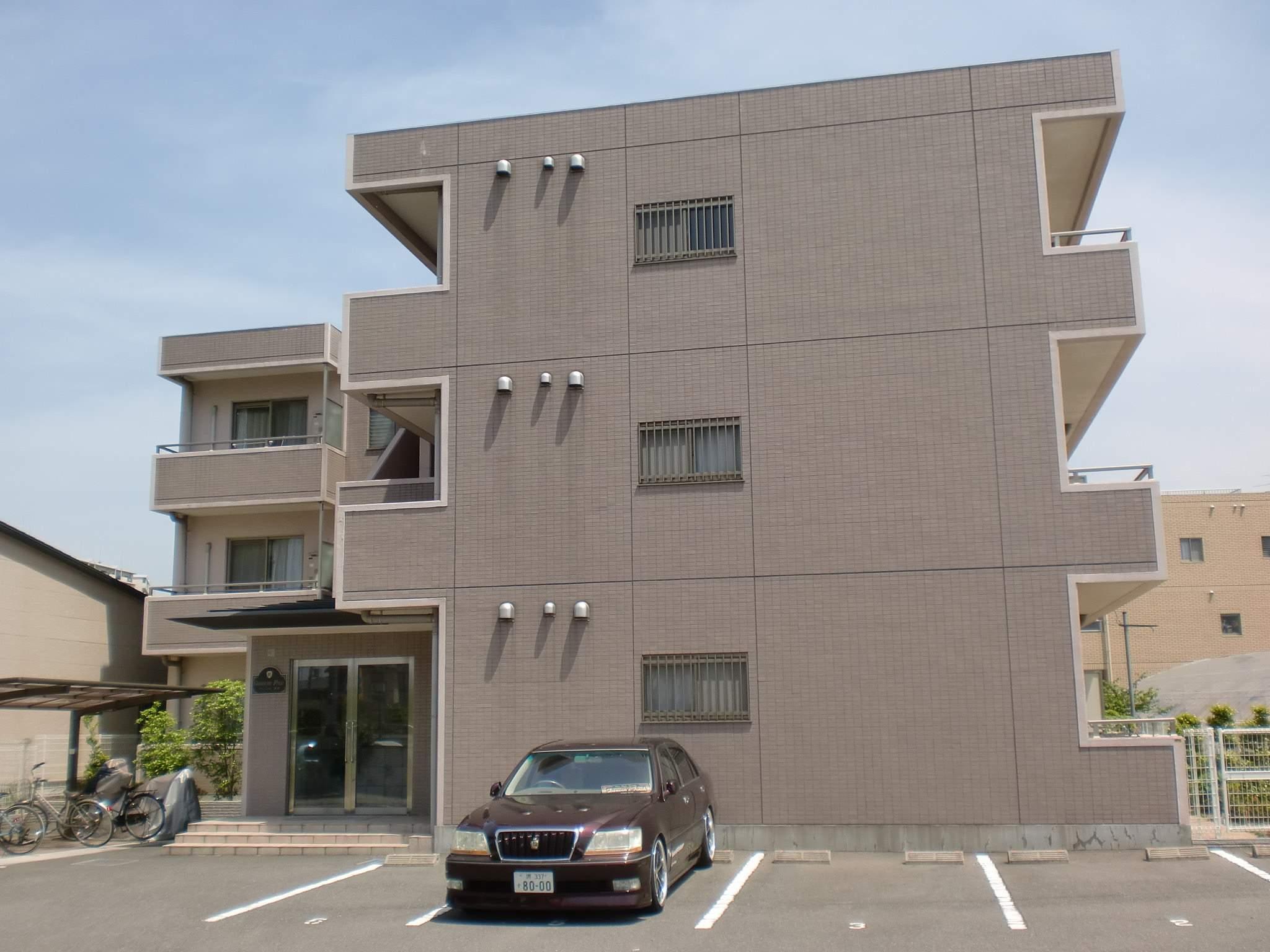 大阪府堺市中区、深井駅徒歩12分の築14年 3階建の賃貸マンション