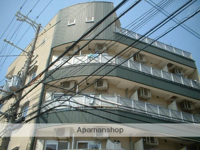 大阪府堺市東区、中百舌鳥駅徒歩14分の築18年 5階建の賃貸マンション