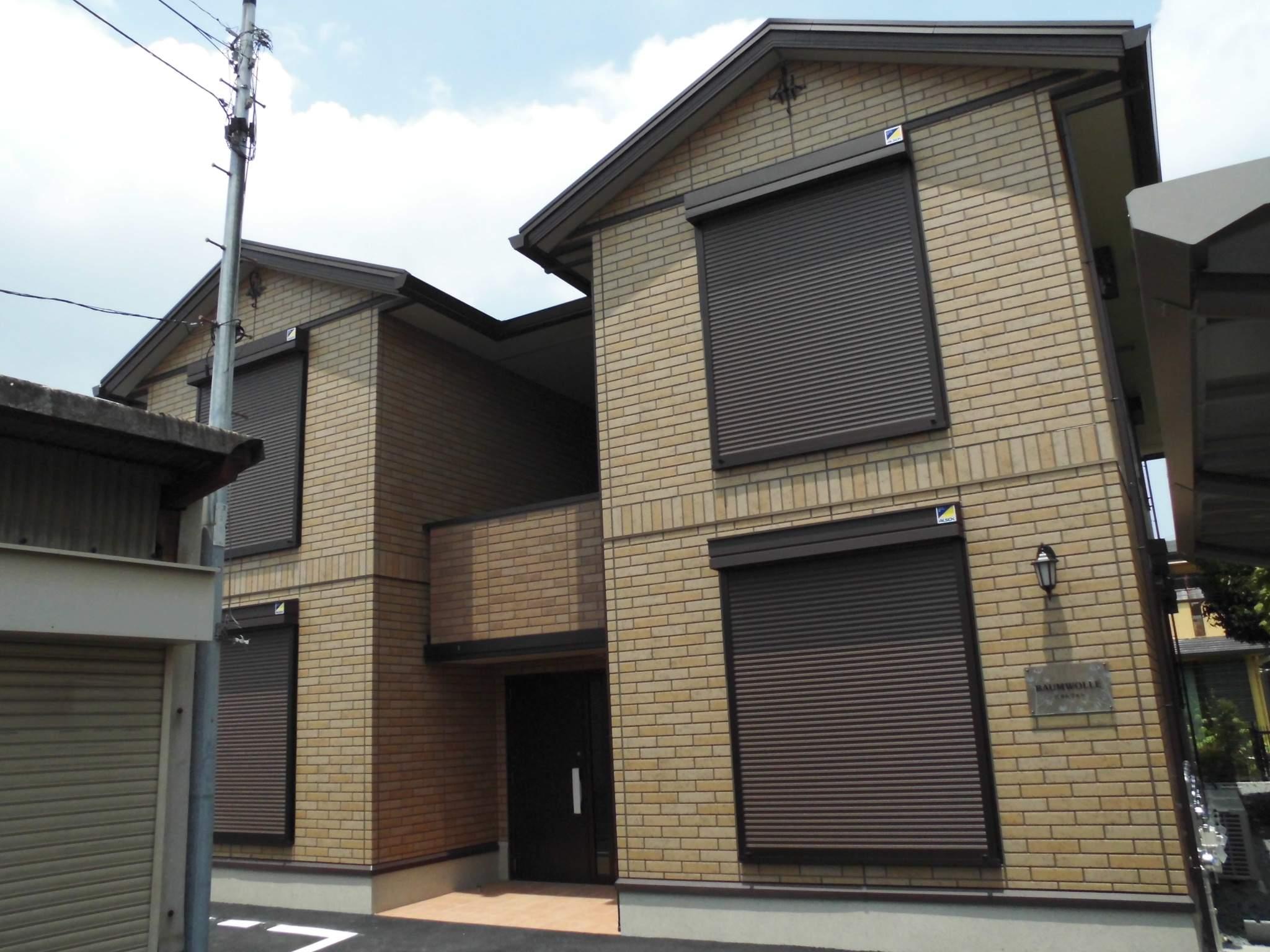 大阪府堺市東区、白鷺駅徒歩24分の新築 2階建の賃貸アパート