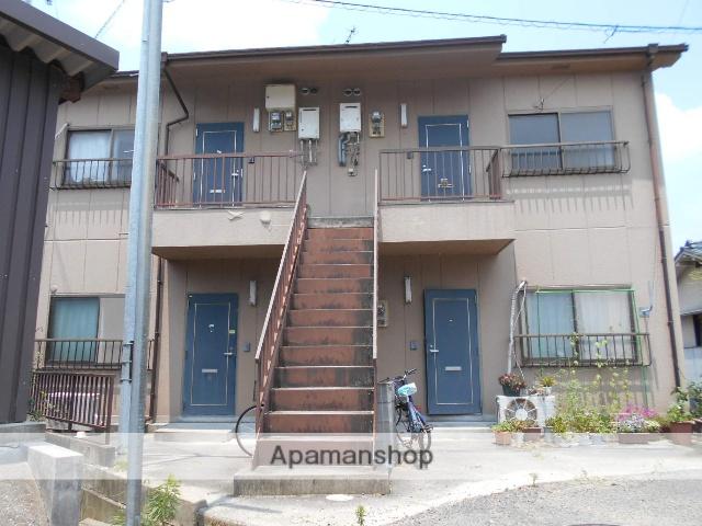 大阪府富田林市、狭山駅徒歩18分の築22年 2階建の賃貸マンション