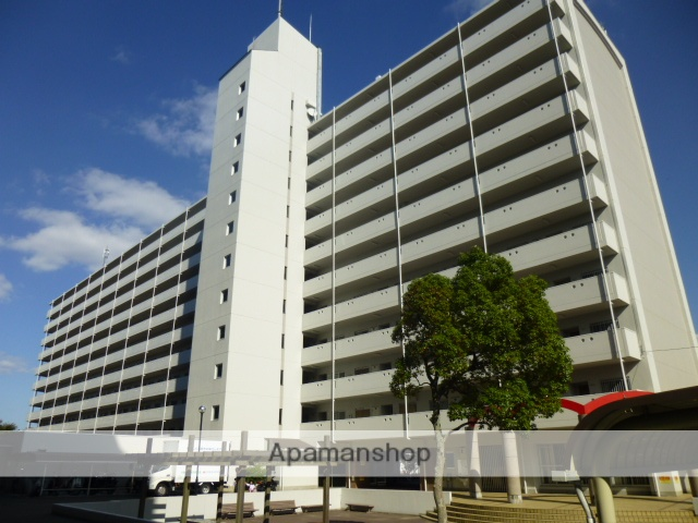 大阪府河内長野市、千代田駅徒歩28分の築26年 11階建の賃貸マンション