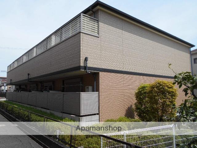 大阪府富田林市、喜志駅徒歩16分の築8年 2階建の賃貸アパート