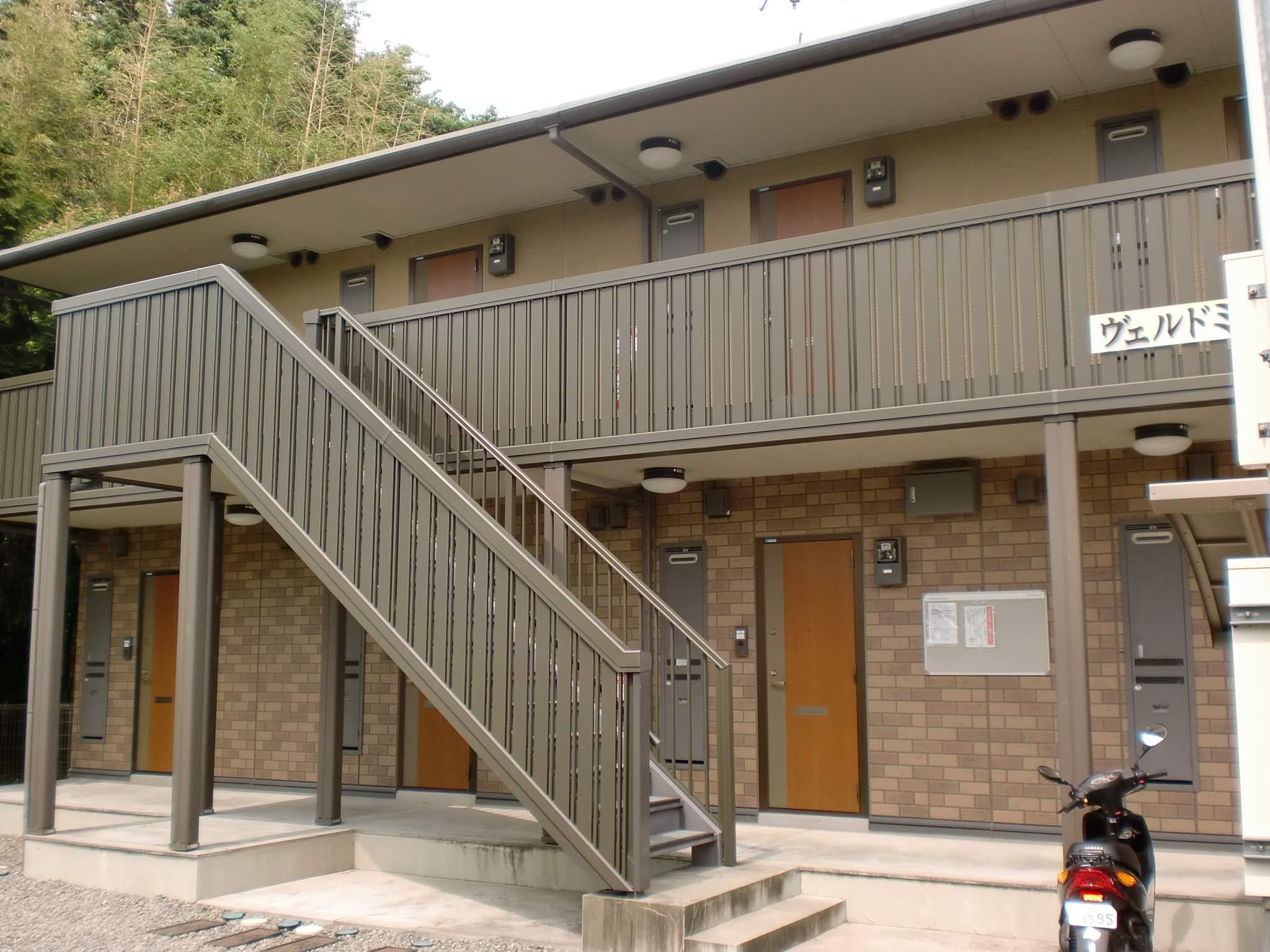 大阪府大阪狭山市、大阪狭山市駅徒歩30分の築10年 2階建の賃貸アパート