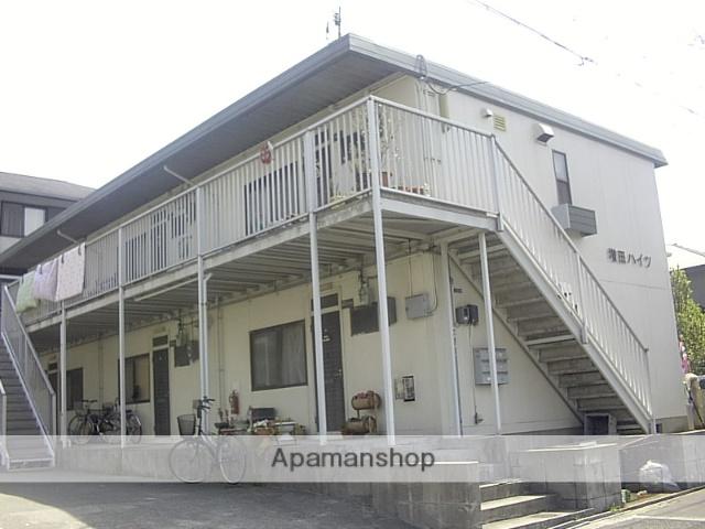 大阪府富田林市、狭山駅徒歩29分の築30年 2階建の賃貸アパート