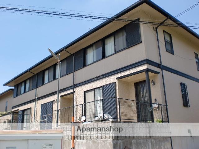大阪府富田林市、大阪狭山市駅徒歩8分の築23年 2階建の賃貸アパート