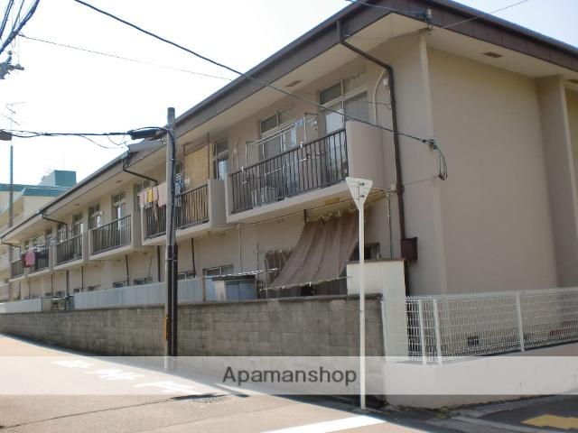 大阪府富田林市、大阪狭山市駅徒歩21分の築34年 2階建の賃貸アパート