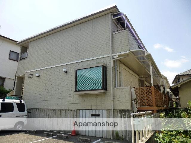 大阪府堺市東区、萩原天神駅徒歩25分の築23年 2階建の賃貸アパート