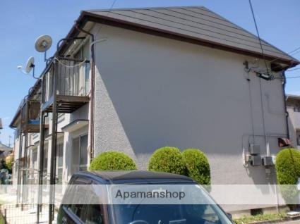 大阪府堺市東区、初芝駅徒歩20分の築31年 2階建の賃貸アパート