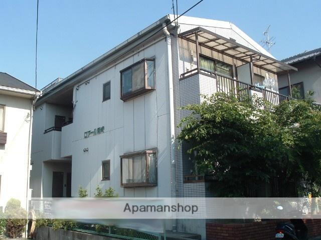 大阪府富田林市、川西駅徒歩24分の築26年 2階建の賃貸マンション