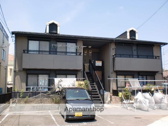 大阪府大阪狭山市、北野田駅徒歩11分の築17年 2階建の賃貸アパート