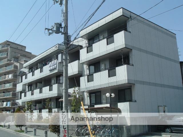 大阪府堺市南区、深井駅徒歩49分の築22年 3階建の賃貸マンション