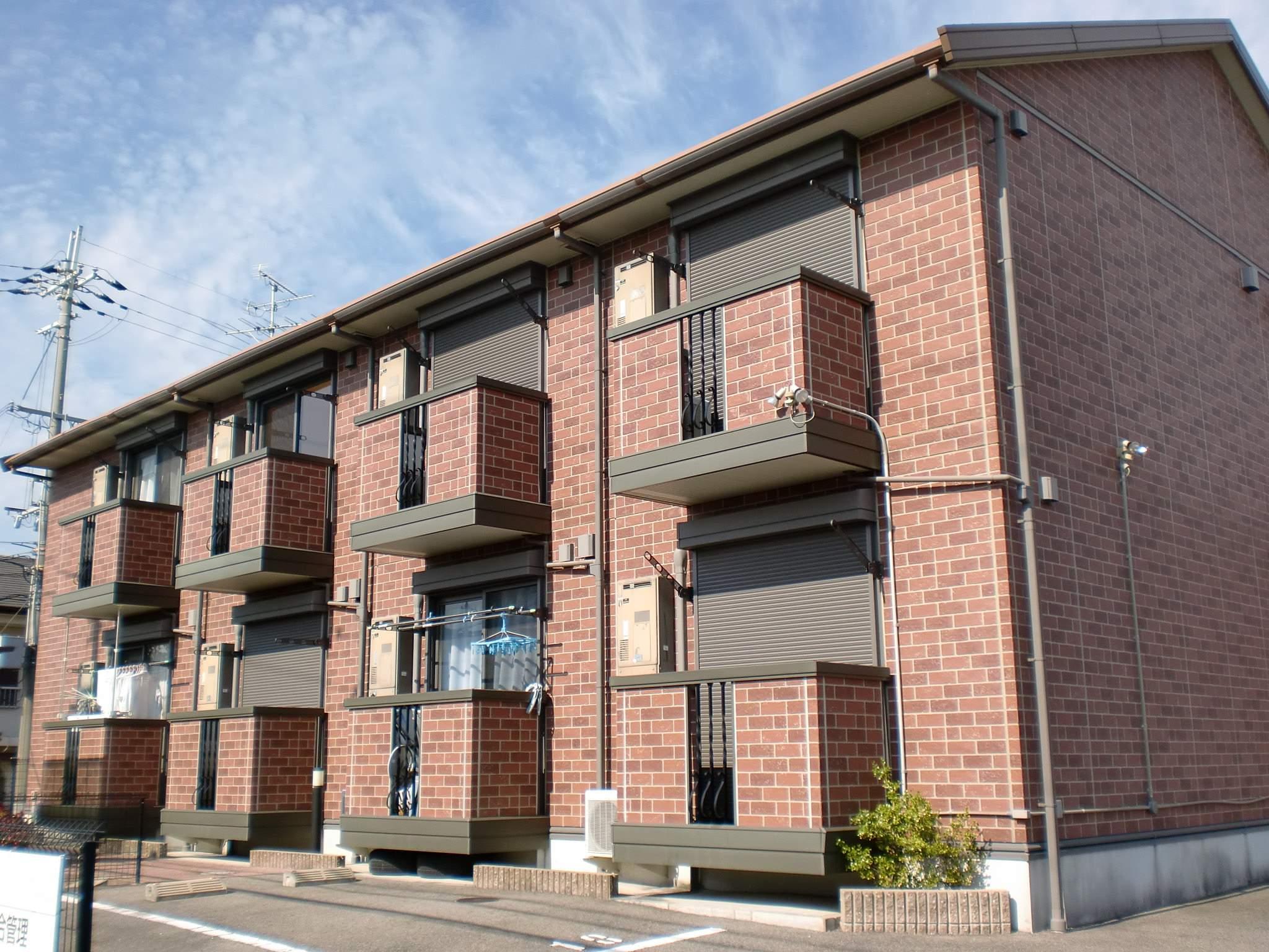 大阪府堺市中区、北野田駅徒歩46分の築13年 2階建の賃貸アパート