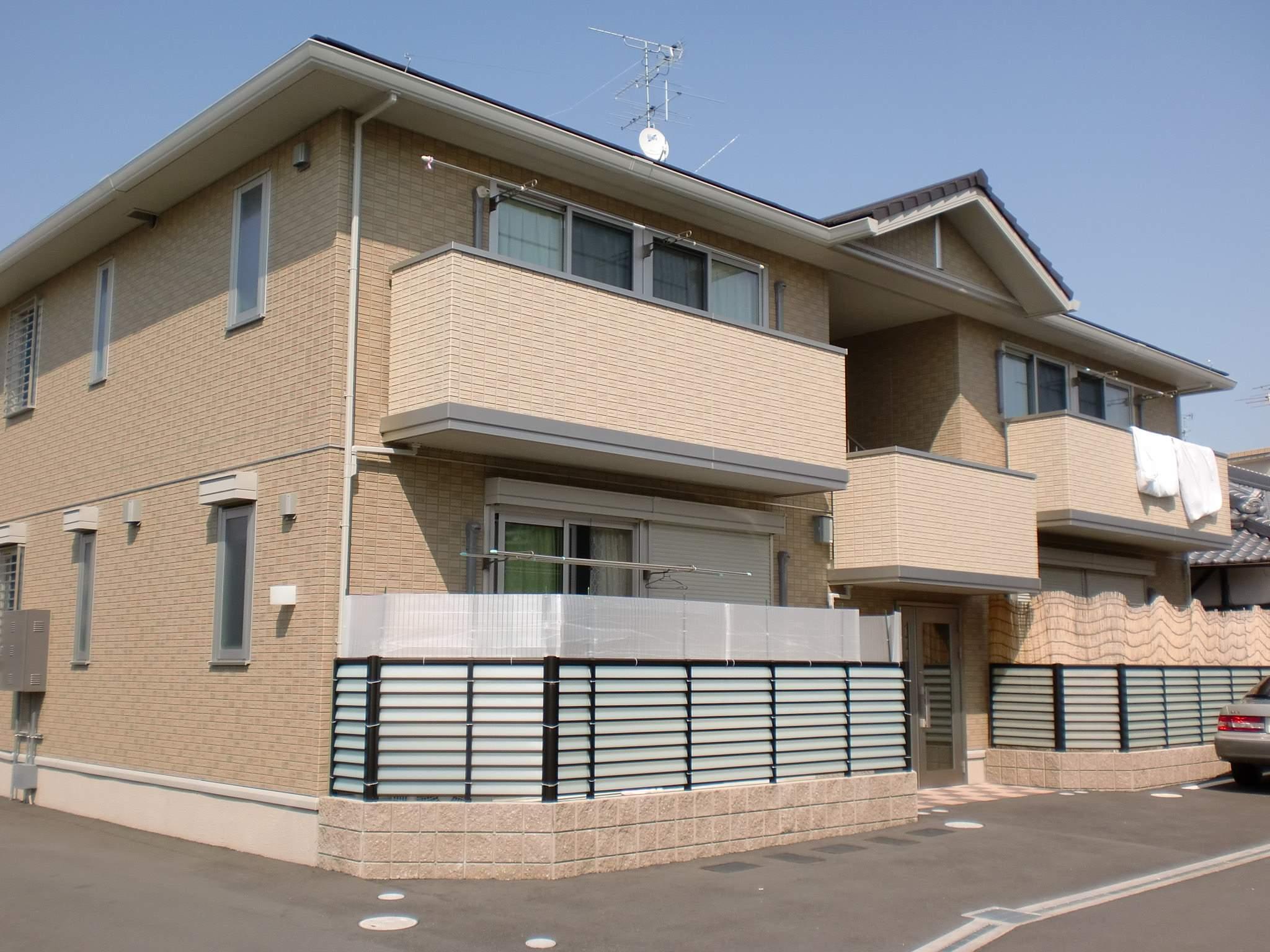 大阪府堺市中区、初芝駅徒歩40分の築5年 2階建の賃貸アパート