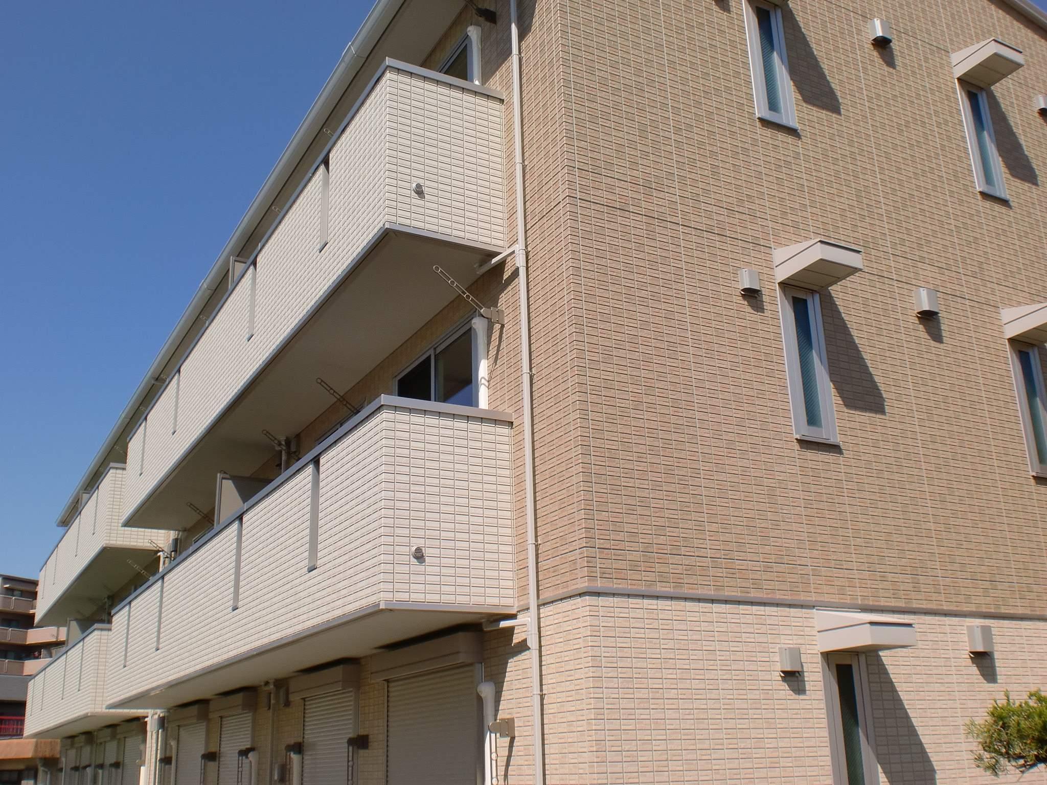 大阪府堺市中区、初芝駅徒歩48分の築5年 3階建の賃貸アパート