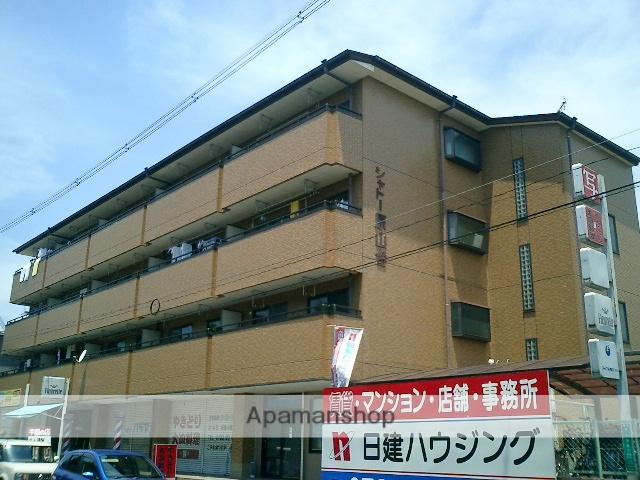大阪府堺市南区、泉ヶ丘駅徒歩29分の築26年 4階建の賃貸マンション